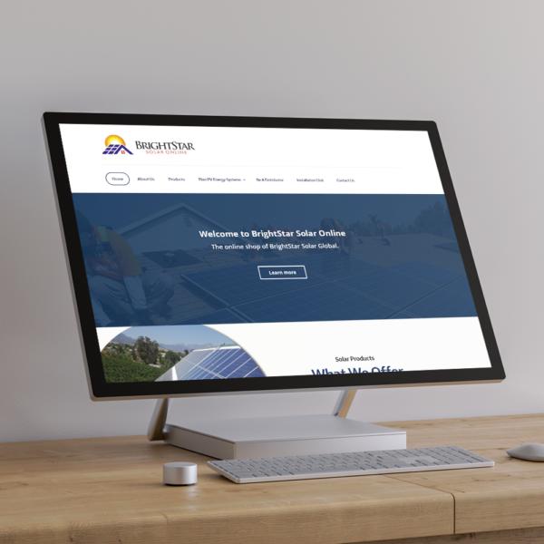BrightStar Solar Online